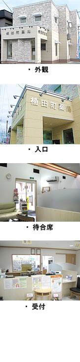 植田町薬局の写真